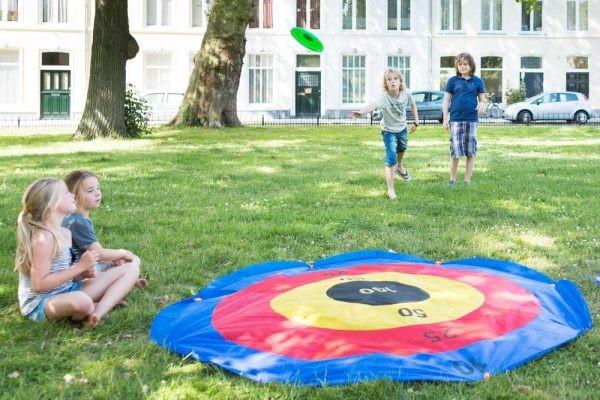 Kajoca Giochi Faenza BS bersaglio freesbee giochi