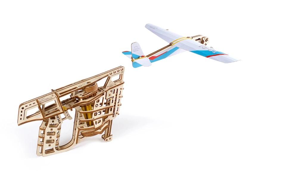 Kajoca Faenza Giochi Ugears construzioni lancia aerei