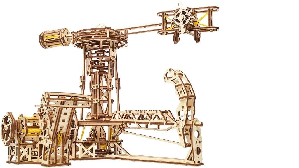Kajoca Giochi Faenza Ugears costruzione aereo